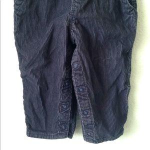 OshKosh B'gosh Bottoms - Boy's OshKosh B'Gosh Vestbak Corduroy Overalls (2T